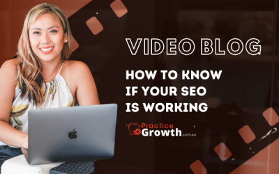 How To Know If Your SEO Is Working