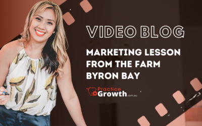 Marketing Lesson From The Farm Byron Bay